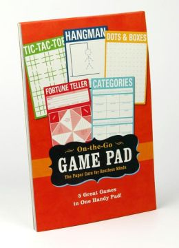 On-the-Go Gamepad