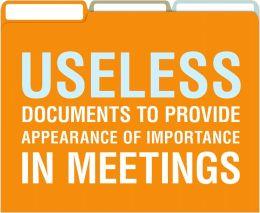 Folders Useless, Nothing, Nosy