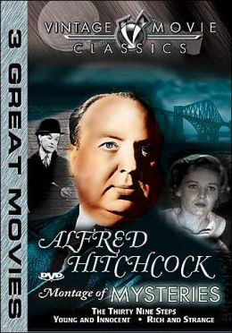 Alfred Hitchcock Montage of Mysteries