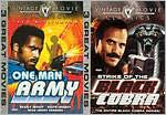 Fred Williamson: Strike Black Cobra / One Man Army