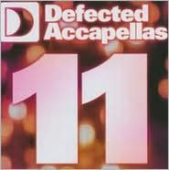 Defected Accapellas, Vol. 11