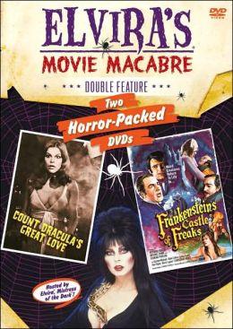 Elvira's Movie Macabre: Frankenstein's Castle of Freaks/Count Dracula's Great Love