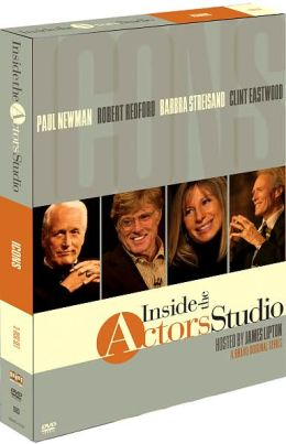 Inside the Actors Studio: Icons