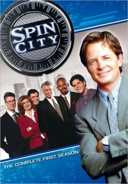 Spin City: the Complete First Season