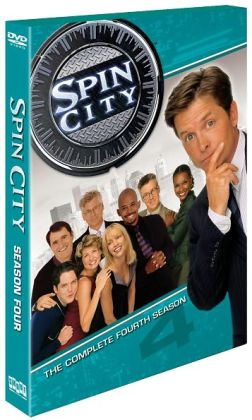 Spin City: the Complete Fourth Season