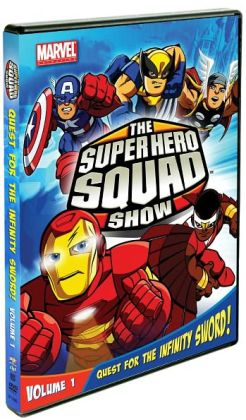 Super Hero Squad Show: the Infinity Gauntlet! Vol. 1