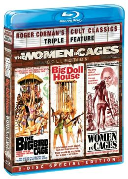 Roger Corman's Cult Classics: the Women in Cages Collection