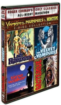 Roger Corman's Cult Classics: Vampires, Mummies & Monsters