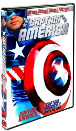Captain America/Captain America II: Death Too Soon