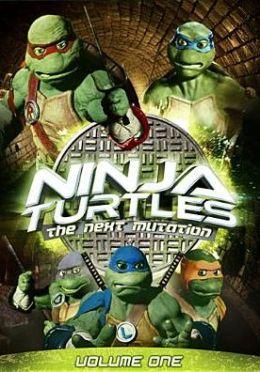 Ninja Turtles: The Next Mutation 1