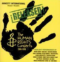 ¡Released! The Human Rights Concerts, 1986-1998