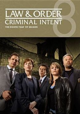 Law & Order: Criminal Intent - the Eighth Year