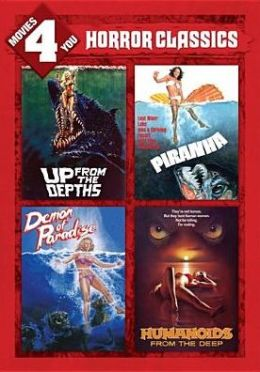 Roger Corman Horror Classics 4 Pack