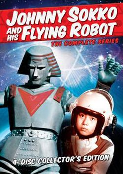 Johnny Sokko & His Flying Robot: Complete Series
