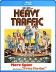 Video/DVD. Title: Heavy Traffic