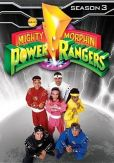 Video/DVD. Title: Mighty Morphin Power Rangers: Season 3