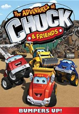 Adventures Of Chuck & Friends: Bumpers Up