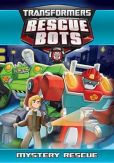Video/DVD. Title: Transformers Rescue Bots: Mystery Rescue