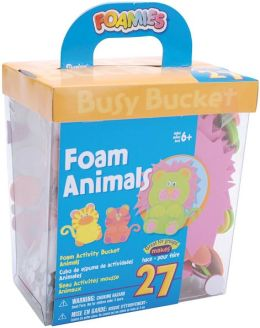 Foam Kit - Makes 27-Animals