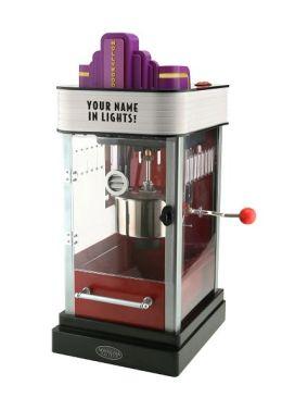 Nostalgia Electrics™ HKP-200 Hollywood™ Kettle Popcorn Maker