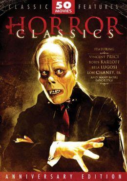 Horror Classics: 50 Movies