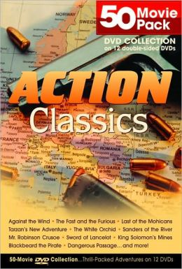 Action Classics: 50 Movie Pack