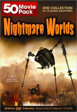 Nightmare Worlds: 50 Movie Pack