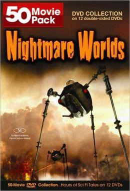 Nightmare Worlds: 50 Movie Pack