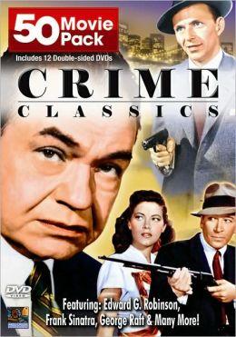 Crime Classics: 50 Movie Pack
