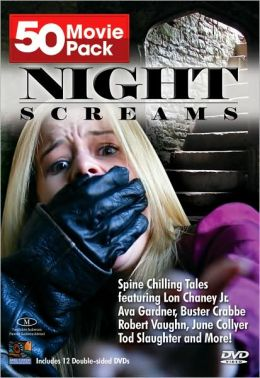 Night Screams: 50 Movie Pack
