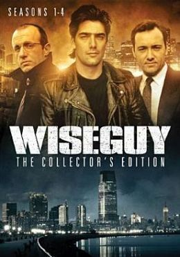 Wiseguy: Seasons 1-4