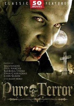 Pure Terror: 50 Movies