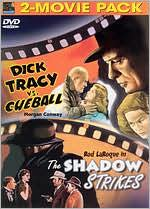 Dick Tracy Vs. Cueball/the Shadow Strikes