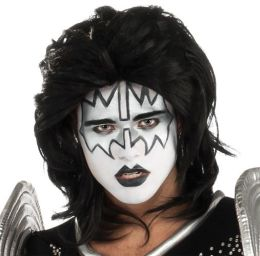 Adult KISS The Spaceman Wig