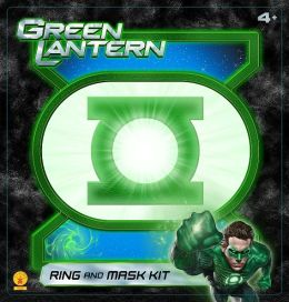 Green Lantern - Ring & Mask Accessory Kit