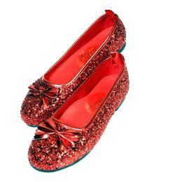 The Wizard of Oz - Ruby Child Slippers: Size Small