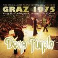 CD Cover Image. Title: Graz 1975, Artist: Deep Purple