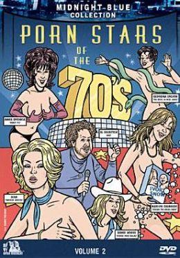 Midnight Blue, Vol. 2: Porn Stars of the 70's