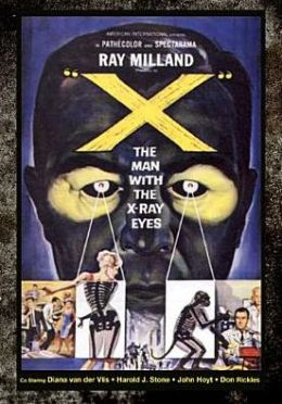 X: The Man with X-Ray Eyes