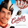 CD Cover Image. Title: Cantinflas: M�sica Original De La Pel�cula, Artist: