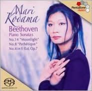 Beethoven: Piano Sonatas No. 14 