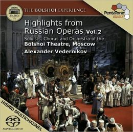 Highlights from Russian Operas, Vol. 2