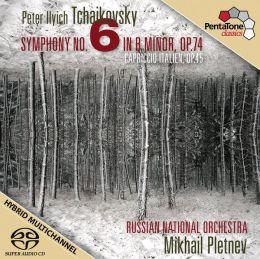 Tchaikovsky: Symphony No. 6; Capriccio Italien