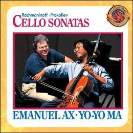 Rachmaninov, Prokofiev: Cello Sonatas [Bonus Tracks]