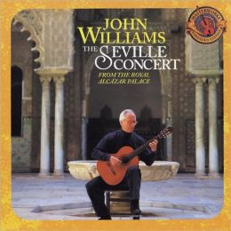 John Williams: The Seville Concert from the Royal Alcázar Palace