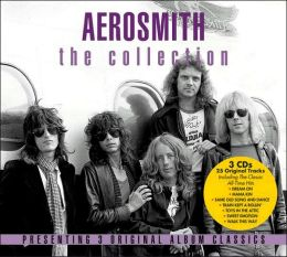 The Collection: Aerosmith/Get Your Wings/Toys in the Attic [2005 Small Box]