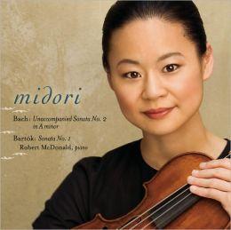 Bach, Bartok: Violin Sonatas
