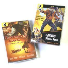 Gatling Gun/Django Shoots First