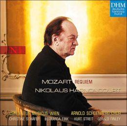 Mozart: Requiem (Hybrid SACD, Enhanced)