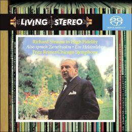 Strauss: Also Sprach Zarathustra, Ein Heldenleben [Hybrid SACD]